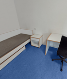 Panorama von Virtual tour - single apartment with wheelchair access