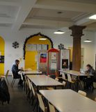 Cafeteria Neue Universität Würzburg