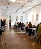 Cafeteria at Studentenhaus Würzburg