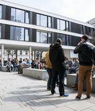 Mensa am Studentenhaus Würzburg