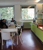 Cafeteria FHWS Röntgenring Würzburg