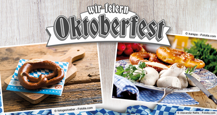 Oktoberfestwoche in Würzburg